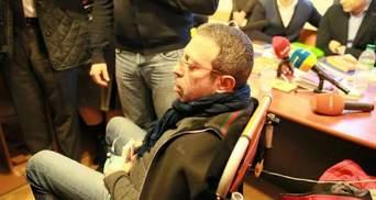 Корбана вывезли из больницы в суд: появилось видео