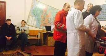 К Корбану допустили врачей, в заседании суда перерыв
