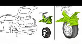Авто Бетмена стало реальністю завдяки Ford, у рослинах з'явилися електропроводи