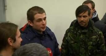 Подозреваемого в убийстве Бузины отпустили из-под стражи