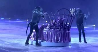 Грандіозна льодова прем'єра світового рівня пройшла у Києві