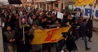 Ближний Восток всколыхнули теракты, протесты и массовые казни