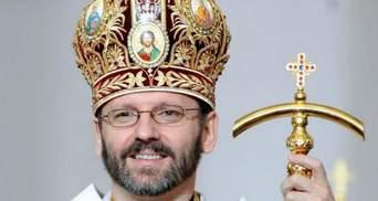 УГКЦ розглядає ідею перенесення Різдва, — Святослав
