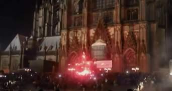 Німецька влада вжила перших заходів стосовно масових новорічних нападів у Кельні