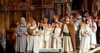 Самую масштабную оперу Украины покажут в Киеве
