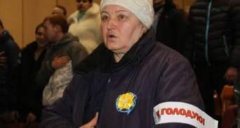 Пікетувальники у Кривому розі розпочнуть безстрокове голодування, — Семенченко