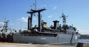 Росія збирається привласнити вкрадений український корабель