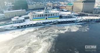 Речной вокзал Киева оказался в руках Шуфрича и Бродского: какая судьба ждет здание