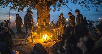Країни Європи вимагають від Греції будівництва паркану на кордоні