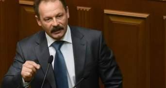 Скандального Барну исключили из фракции БПП