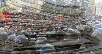 Какое влияние могут иметь протесты в Молдове на Украину: обзор международных СМИ