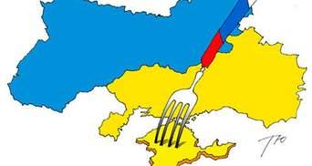 Росіянка у сльозах запропонувала повернути Крим Україні