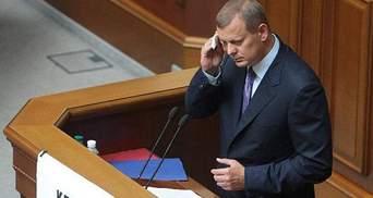 Рада разрешила арестовать Клюева
