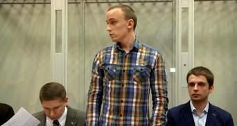 Печерский суд изменил меру пресечения подозреваемому в убийстве Бузины
