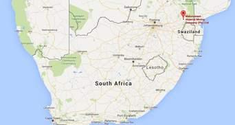 На золотій копальні у ПАР зникли безвісти близько 100 осіб