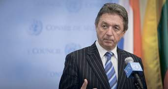Посол Украины в ООН Сергеев рассказал об общении с Чуркиным