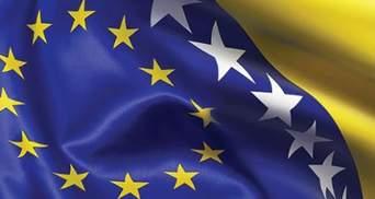Еще одна страна официально попросилась в Евросоюз