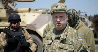 За введение военного положения в феврале 2014 выступал только Турчинов (Документ)