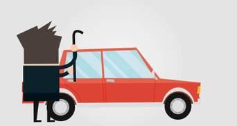 Какие марки машин чаще всего угоняют в Украине