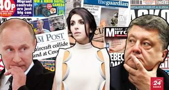 Світова преса про Україну: Джамала на Євробаченні та розчарування Порошенком