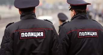 В России задержали участников митинга в память Немцова