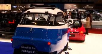 На Женевском автосалоне показали основной тренд этого года