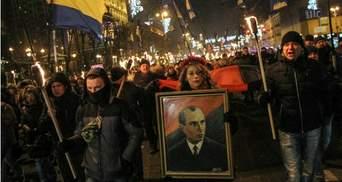 Українці не проти проспекту Бандери у Києві