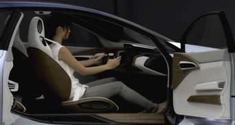 Авто будущего без руля и педалей: какими новинками поразили разработчики