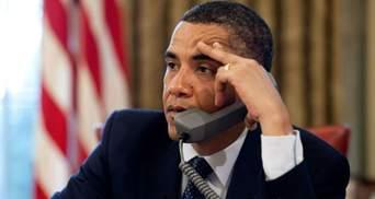 Вихід з Сирії не допоміг. Обама знову нагадав Путіну про мінські угоди