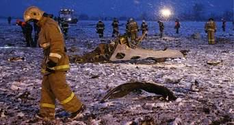 Авиакатастрофа в России и погибшие украинцы: самое важное за вчера