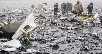 """""""Черные ящики"""" Boeing, который разбился в Ростове, серьезно повреждены"""