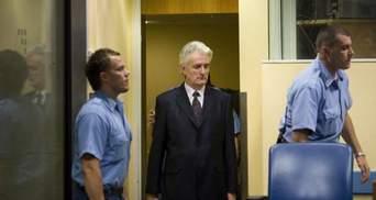 Гаагский трибунал вынес суровый приговор Караджичу за военные преступления