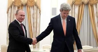 Керрі розповів, що почув від Путіна на питання про звільнення Савченко
