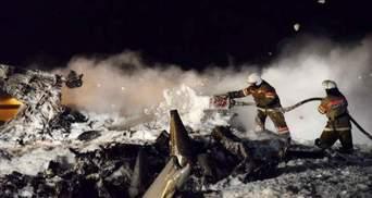 Нечеловеческий крик — последние секунды перед катастрофой в Ростове