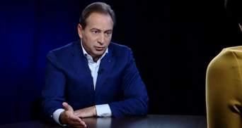 """Я не обіцяв розбудовувати """"Рошен"""" і закривати школи, — Томенко різко прокоментував з'їзд БПП"""