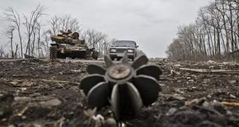 Террористы обстреляли позиции АТО в Марьинке: есть убитый и раненые