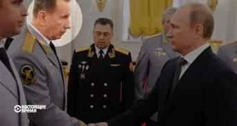 Нацгвардия России будет личной армией Путина
