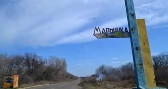 Жилые кварталы Марьинки и Авдеевки попали под обстрел боевиков