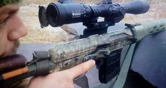 Силы АТО уничтожили линию обороны террористов под Марьинкой