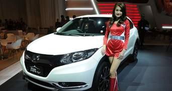 Масштабне автошоу в Джакарті: чим цього року здивували світові автовиробники