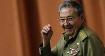 84-річний Рауль Кастро переобраний президентом Куби