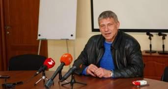 Скандал навколо поїздок Насалика в Донецьк: зізнався, що був там не один раз