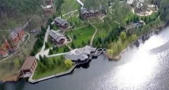 В сети показали роскошный особняк бывшего регионала