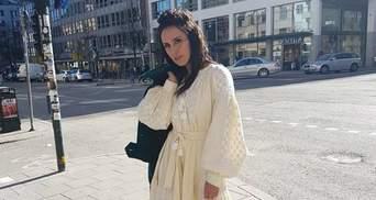 Джамала прогулалась Стокгольмом в шикарной вышиванке