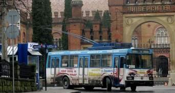 Чернівці можуть отримати гроші на нові тролейбуси від ЄБРР