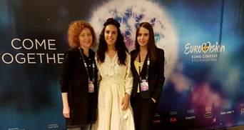 Джамала вошла в топ-3 потенциальных победителей Евровидения