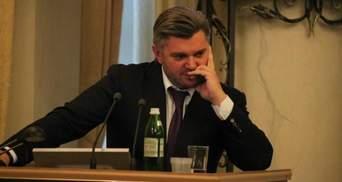 Скандальный экс-министр Ставицкий показал свой израильский паспорт