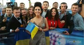 Джамала победит в полуфинале Евровидения, — прогноз букмекеров