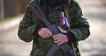 Російські військові влаштували на Донбасі перестрілку через дезертирство