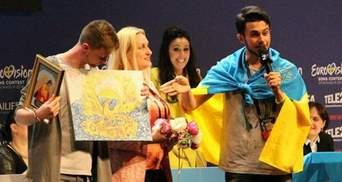 Украинцы удивили Джамалу приятным сюрпризом в Стокгольме